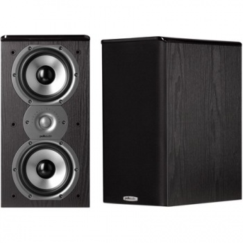 Polk AudioTSI200 Black Bookshelf Pair Speakers