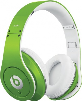 Beats by Dr. Dre Studio Over Ear Headphones with Control Talk - Green