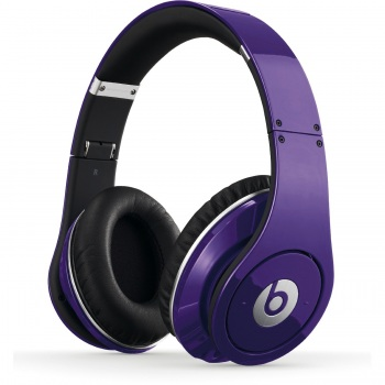 Beats by Dr. Dre Studio Over Ear Headphones with Control Talk - Purple