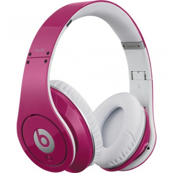 Beats by Dr. Dre Studio Over Ear Headphones with Control Talk - Pink