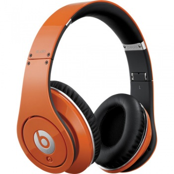 Beats by Dr. Dre Studio Over Ear Headphones with Control Talk - Orange