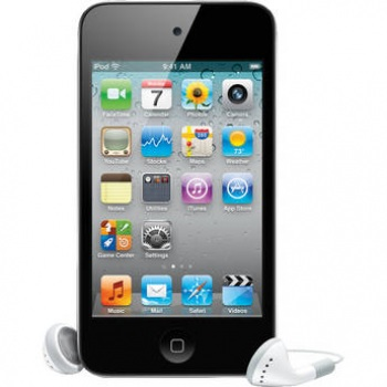 Apple iPod touch 64 GB - 5th Generation - Black & Slate
