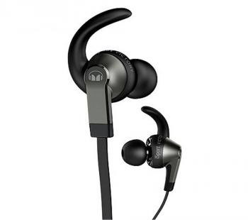MONSTER iSport Victory Headphones - Black