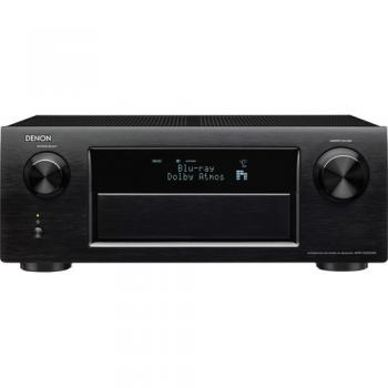 Denon IN-Command Series AVR-X5200W 9.2-Channel Network AV Receiver (Black)