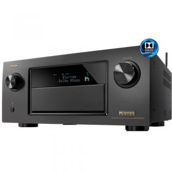 Denon AVR-X7200WA 9.2 Channel Integrated Network AV Receiver
