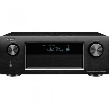 Denon IN-Command Series AVR-X4100W 7.2-Channel Network AV Receiver (Black)