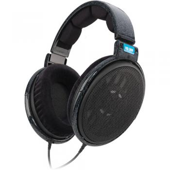 Sennheiser HD 600 Circumaural Open-Back Professional Monitor Headphone