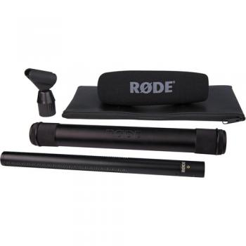 Rode NTG-3 Precision RF-Biased Shotgun Microphone (Black)