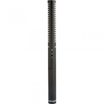 Rode NTG2 Battery or Phantom Powered Condenser Shotgun Microphone