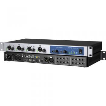 RME Fireface 802 USB / FireWire Audio Interface