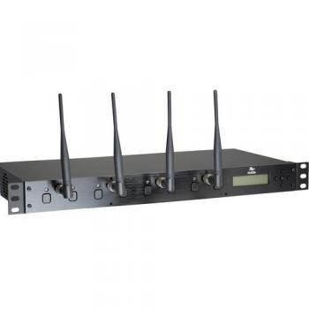 Revolabs Executive HD 4-Channel Wireless Microphone System