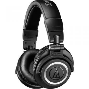 Audio-Technica Consumer ATH-M50xBT Wireless Over-Ear Headphones