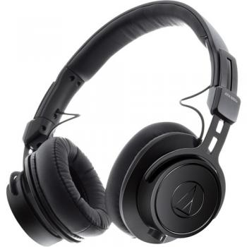Audio-Technica ATH-M60x Professional Monitor Headphones (Black)