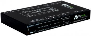 AVPro Edge AC-AVDM-AUHD Dolby Audio 18Gbps 8 Channel Bit Stream Down-M