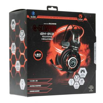 Marvo Scorpion Gaming Headset (Wired)