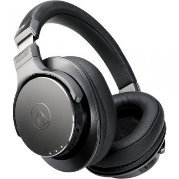 Audio-Technica Consumer Wireless Over-Ear Headphones with Pure Digital