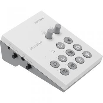Roland GO:LIVECAST Live Streaming Audio and Video Studio for Smartphon