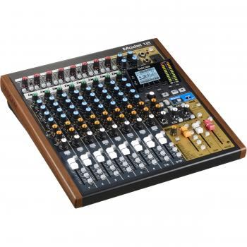 Tascam Model 12 Integrated Production Suite Mixer/Recorder/USB Interfa