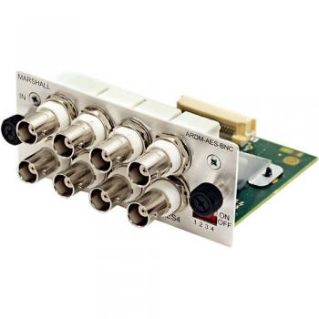 Marshall Electronics ARDM-AES-BNC Input Module for AR-DM2-L Audio Moni