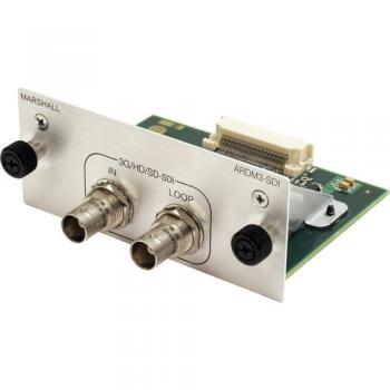 Marshall Electronics 3G/HD/SD-SDI Input/Loop-Through Output Module for