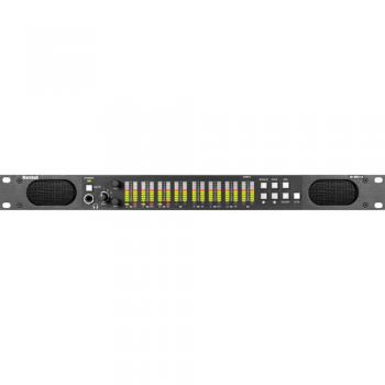 Marshall Broadcast AR-DM-31B Audio Rack 1RU 16ch Tri-Color Bar Graph F