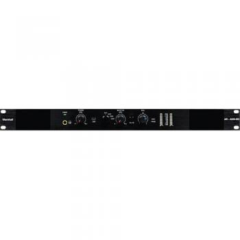 Marshall Electronics AR-AM4-BG 4-Channel Analog Audio Monitor with Pea