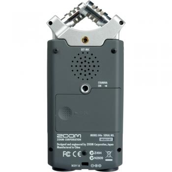 Zoom H4n Handy Mobile 4 Track Recorder