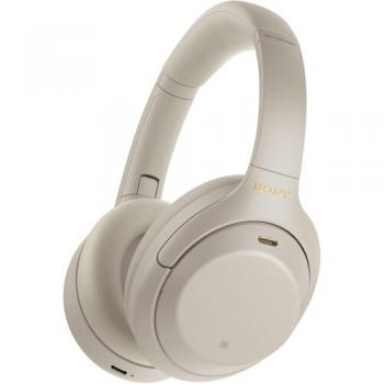 Sony WH-1000XM3 Wireless Noise-Canceling Headset Silver