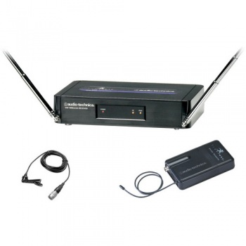 Audio-Technica ATW-T251 200 Series FreeWay Lavalier Wireless Microphone System