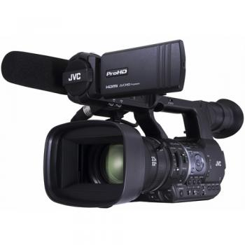 JVC GY-HM660E ProHD Mobile News Streaming Camera