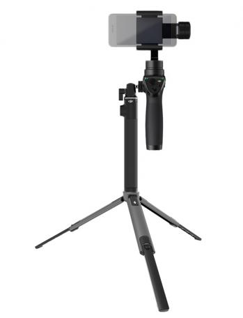 DJI Osmo Mobile Gimbal Stabilizer for Smartphones + Tripod + Extension Rod