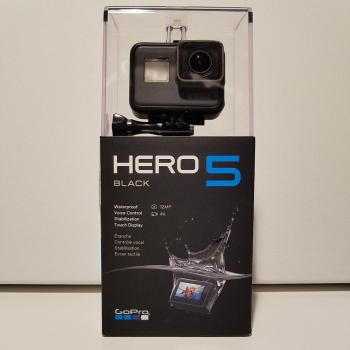 GoPro HERO5 Black Action Camera - 4K