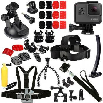 GoPro HERO5 Black Camera All You Need Bundle