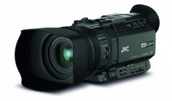 JVC GY-HM170E Compact 4KCAM Handheld Camcorder