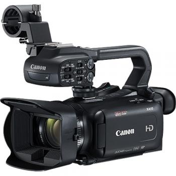 Canon XA15 Compact Full HD ENG Camcorder with SDI HDMI and Composite Output