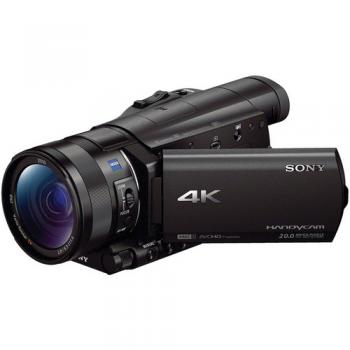 Sony FDR-AX100 4K Ultra HD Camcorder NTSC