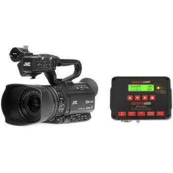 JVC GYHM250SP Production Camera And Scorebot4100 Interface Kit