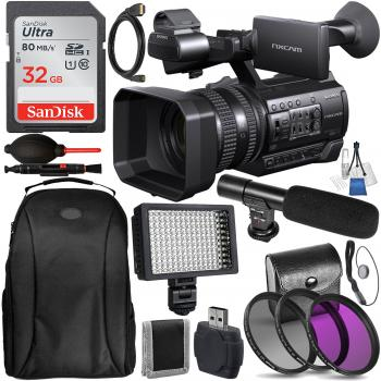 Sony HXR-NX200E Camcorder with Accessory Kit