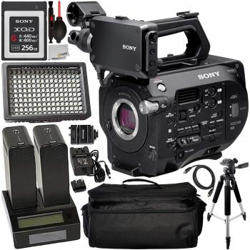 Sony PXW-FS7M2 XDCAM Super 35 Camera System with Essential Accessory B