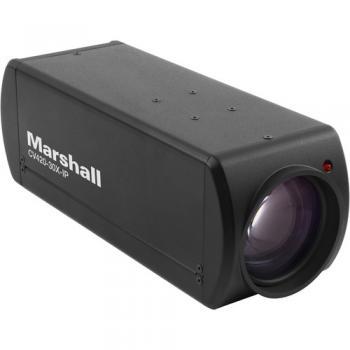 Marshall Electronics CV420-30X-IP Zoom Block UHD 4K IP Camera with HDM