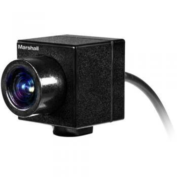 Marshall Electronics CV502-WPMB Full HD Weatherproof Mini Broadcast Ca