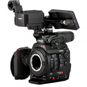 Canon Cinema EOS C300 Mark II Camcorder Body with Dual Pixel CMOS AF (