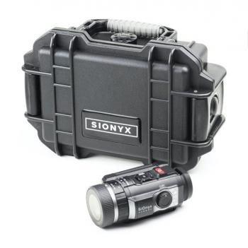 SiOnyx Aurora Black Full-Color Night Vision Camera with Hard Case