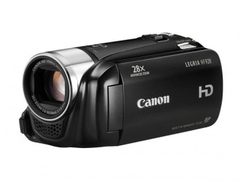 Canon LEGRIA HF R28 PAL Camcorder