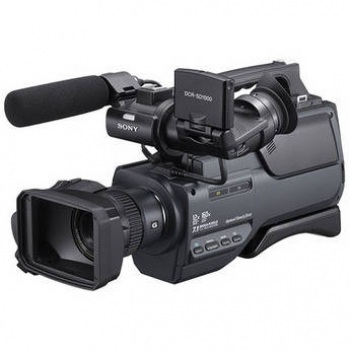 Sony DCR-SD1000E Handycam Shoulder-Mount Flash Memory Camcorder (PAL)