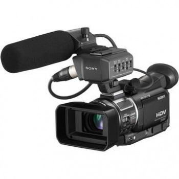 Sony HVR-A1E PAL HDV Camcorder