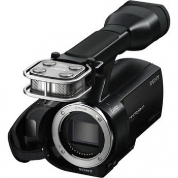 Sony NEX-VG20E Interchangeable Lens HD Handycam PAL Camcorder (Body Only)