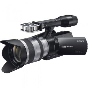 Sony NEX-VG20EH HD Handycam PAL Camcorder W/ 18-200 E Mount Lens