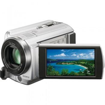 Sony DCR-SR68E 80GB Handycam PAL Camcorder (Silver)