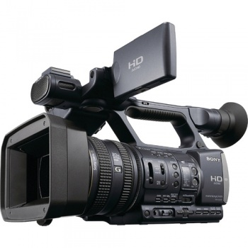 Sony HDR-AX2000E  Professional HD Camcorder